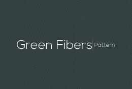 Green Fibers Pattern