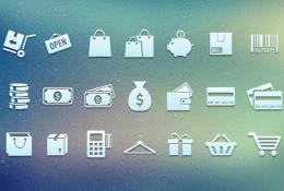 E-Ticaret İkon Seti Vol 2