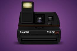 Polaroid Impulse QPS Kamera İkonu