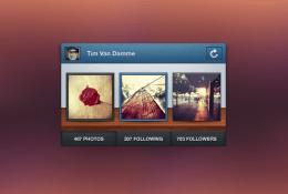 Instagram Mini Profil Kiti
