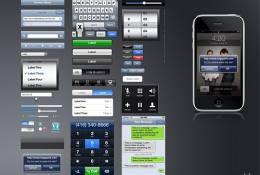 Iphone Ui Kiti