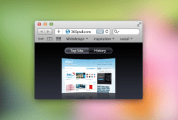 Safari Web Tarayıcı Arayüz Kiti Vol 2