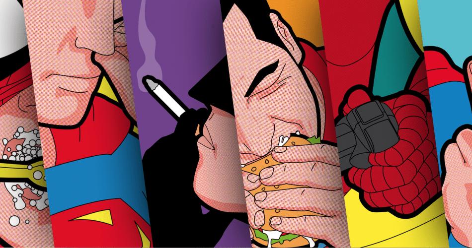 Süper Kahramanların Gizli Yaşamı