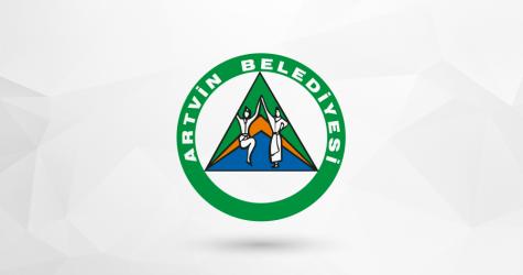 Artvin Belediyesi Vektörel Logosu