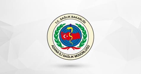 adana sağlık bakanlığı vektörel logosu