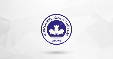 Kırklareli Üniversitesi Vektörel Logosu
