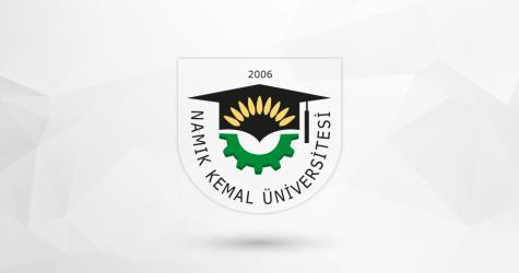 Namık Kemal Üniversitesi Vektörel Logosu
