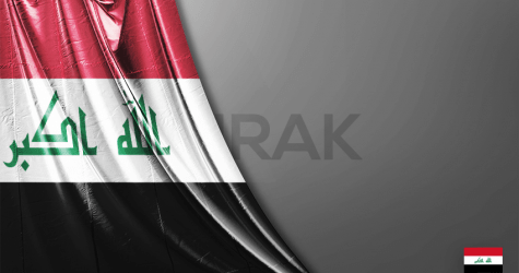 Irak Vektörel Bayrağı
