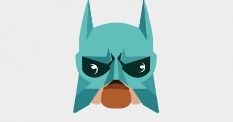 Süper Kahraman Maskesi