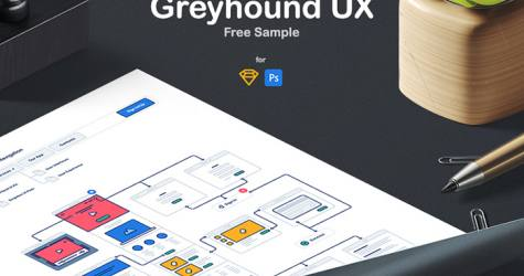 Greyhound UX Flowcharts