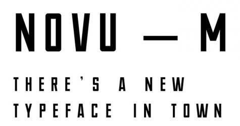 Novu-M Font