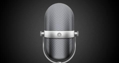 Mikrofon İkonu