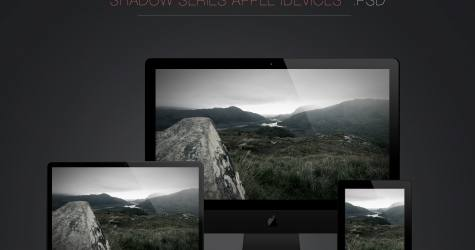 Gölgeli Apple Serisi iDevices