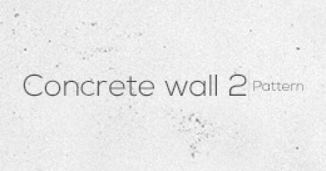 Concrete wall 2