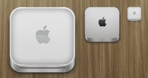 Apple Mac Mini İkonları