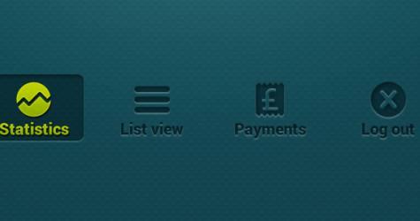 Mobil Bankacılık Butonları