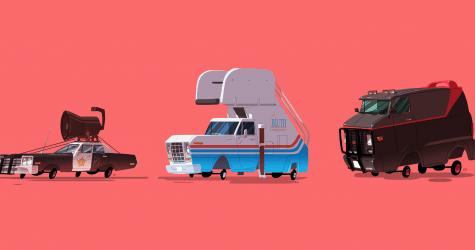 Ido Yehimovitz'den Kreatif Efsane Araç Tasarım Serisi Part I