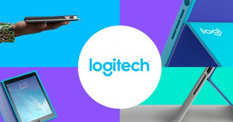 Logitech Yeni Logosunda Futurayı Seçti