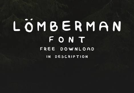 Lumberman Font