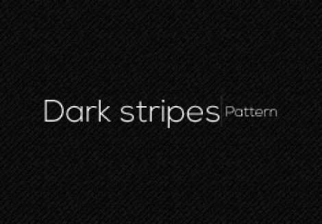 Dark Stripes Pattern