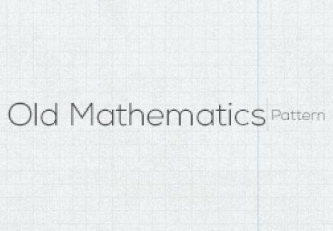 Old Mathematics