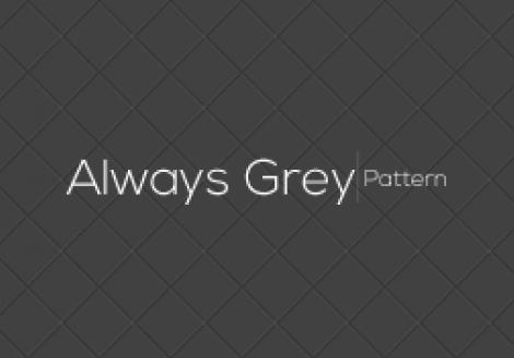 Always Gray Pattern