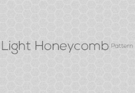 Light Honeycomb Pattern