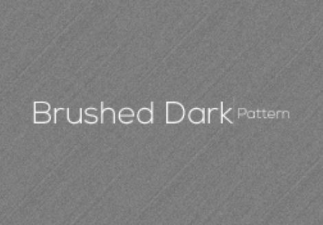 Brushed Alum Dark Pattern