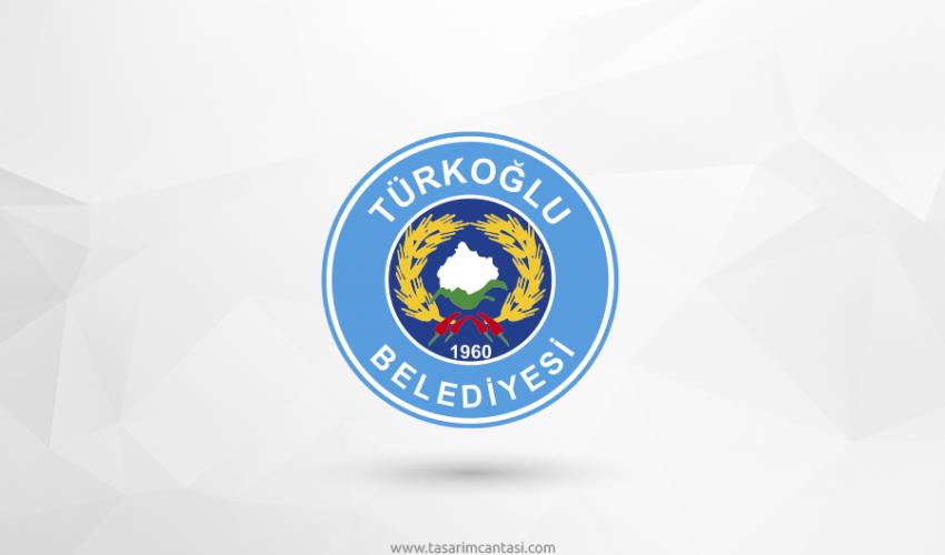 Türkoğlu Belediyesi Vektörel Logosu