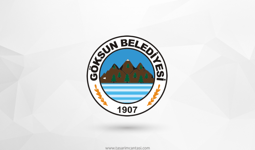 Göksun Belediyesi Vektörel Logosu