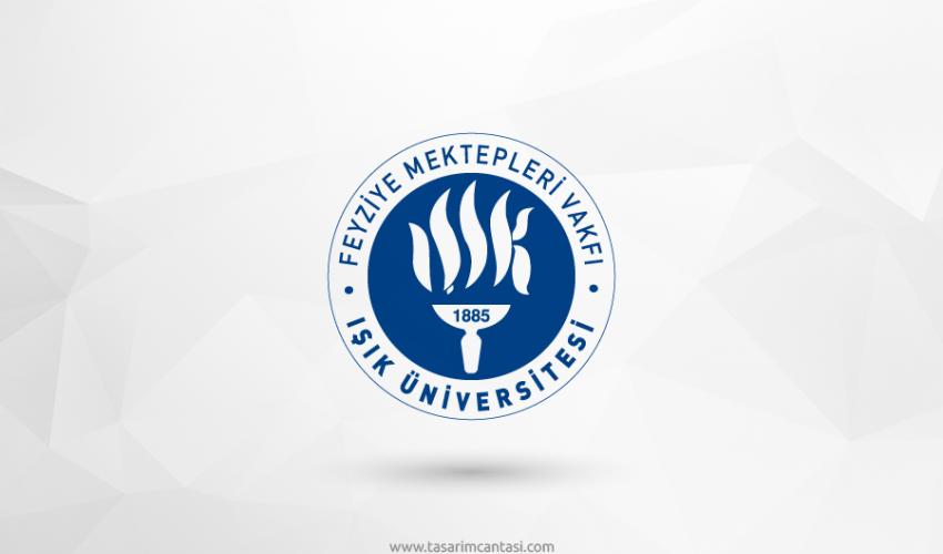 Işık Üniversitesi Vektörel Logosu