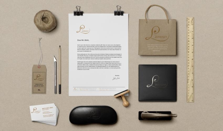 Craft Corporate Scene Mockup