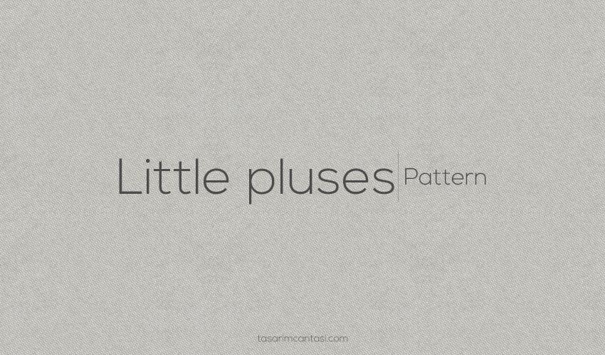 Little pluses