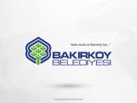 Bakırköy Belediyesi Vektörel Logosu