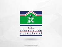 Bahçelievler Belediyesi Vektörel Logosu