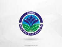 Gönen Belediyesi Vektörel Logosu