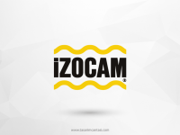 İzocam Vektörel Logosu