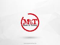 Mint Prodüksiyon Vektörel Logosu