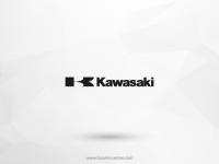 Kawasaki Vektörel Logosu