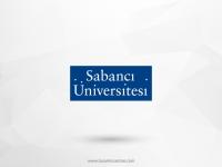 Sabancı Üniversitesi Vektörel Logosu