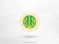 İstanbul Üniversitesi Vektörel Logosu