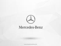 Mercedes Benz Vektörel Logosu
