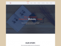 We Are Creative – Website Template