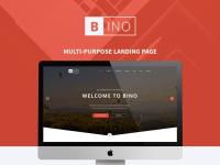 Bino Landing Page