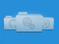 Mac OS Klasör İkonları