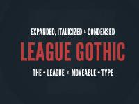 Gothic Yazı stili