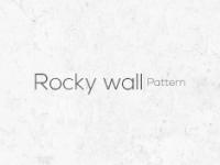 Rocky Wall Pattern
