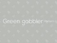Green gobbler Pattern