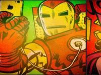 Süper Kahramanların Selfie Tasarımları