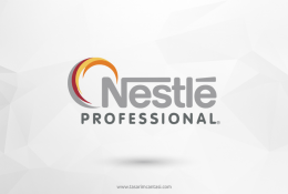 Nestle Professional Vektörel Logosu